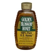 Golden Blossom U.S. Grade A Pure Honey Genuine Natural