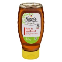 Nature's Promise Organic U.S. Grade A Wildflower Honey Raw & Unfiltered