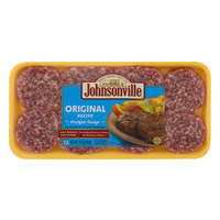 Johnsonville Breakfast Sausage Patties Original Recipe - 8 ct