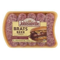 Johnsonville Beer'n Bratwurst - 5 ct Fresh