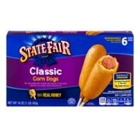 State Fair Classic Corn Dogs - 6 ct