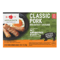 Applegate Naturals Breakfast Sausage Classic Pork