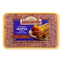 Johnsonville Breakfast Sausage Links Vermont Maple Syrup - 14 ct