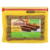 Johnsonville Breakfast Turkey Sausage Links - 12 ct