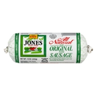 Jones Dairy Farm Pork Sausage Original Roll All Natural