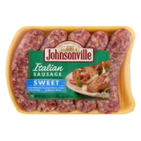 Johnsonville Italian Sausage Sweet - 5 ct