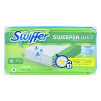 Swiffer Sweeper Wet Mopping Refills Open-Window Fresh Scent