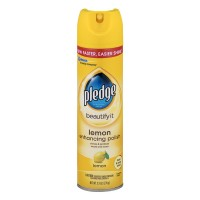 Pledge Lemon Enhancing Furniture Polish