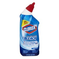 Clorox Toilet Bowl Cleaner with Bleach Rain Clean Squeeze
