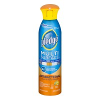 Pledge Everyday Cleaner Multi-Surface Fresh Citrus Scent Aerosol Spray