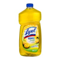 Lysol Clean & Fresh Multi-Surface Cleaner Lemon & Sunflower Essence