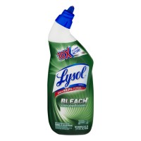 Lysol Toilet Bowl Cleaner Bleach