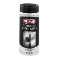 Weiman Wipes Stainless Steel