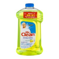 Mr. Clean Antibacterial Multipurpose Liquid Cleaner Summer Citrus