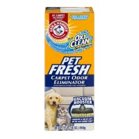 Arm & Hammer Pet Fresh Carpet Odor Eliminator Plus OxiClean
