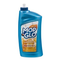 Mop & Glo Multi-Surface Floor Cleaner Fresh Citrus Scent Squirt Bottle