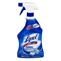 Lysol Power Bathroom Cleaner Trigger Spray