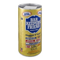 Bar Keepers Friend Rust Cleanser & Polish Powder