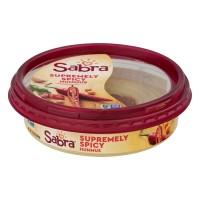 Sabra Hummus Supremely Spicy