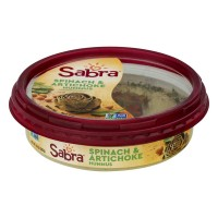 Sabra Hummus Spinach & Artichoke