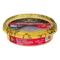 Boar's Head Hummus Roasted Red Pepper Gluten Free