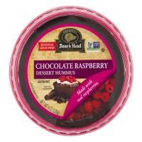 Boar's Head Chocolate Raspberry Flavored Dessert Hummus Non-GMO