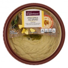 Taste of Inspirations Hummus Pineapple Jalapeno