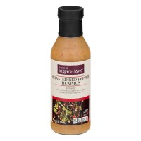 Taste of Inspirations Dressing Roasted Red Pepper Hummus