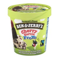 Ben & Jerry's FroYo Frozen Yogurt Cherry Garcia Low Fat