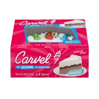 Carvel Ice Cream Cake Original Lil' Love