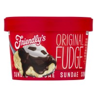 Friendly's Sundae Original Fudge