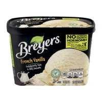 Breyers Ice Cream French Vanilla