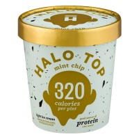 Halo Top Light Ice Cream Mint Chip
