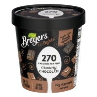 Breyers delights Ice Cream Creamy Chocolate