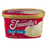 Friendly's Ice Cream French Vanilla