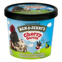 Ben & Jerry's Ice Cream Cherry Garcia Single Serve