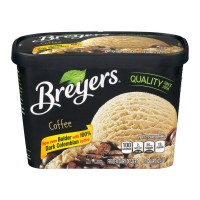 Breyers Frozen Dairy Dessert Coffee