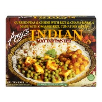 Amy's Indian Mattar Paneer Gluten Free