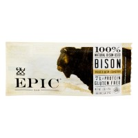 Epic Bar Bison Uncured Bacon & Cranberry