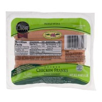 Empire Kosher Chicken Franks Fully Cooked - 8 ct