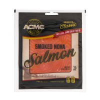 Acme Smoked Fish Nova Smoked Salmon Ready To Eat & Pre-Sliced