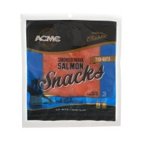 Acme Smoked Fish Smoked Salmon Snacks Pre-Sliced