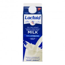 Lactaid Milk Reduced Fat 2% 100% Lactose Free