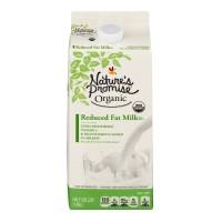 Nature's Promise Organic 2% Reduced Fat Milk