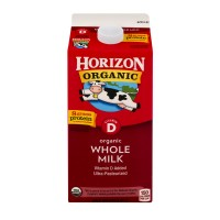 Horizon Organic Milk Whole Vitamin D