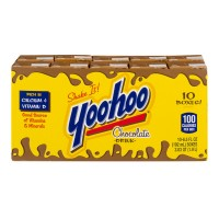 Yoo-Hoo Chocolate Drink - 10 pk