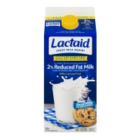 Lactaid Milk Reduced Fat 2% Calcium Enriched 100% Lactose Free