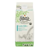 Nature's Promise Organic Lowfat Milk