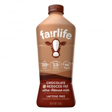 fairlife Chocolate Milk Reduced Fat 2% Lactose Free Ultra-Filtered