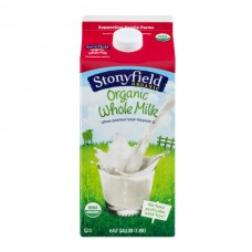 Stonyfield Milk Whole Vitamin D Organic